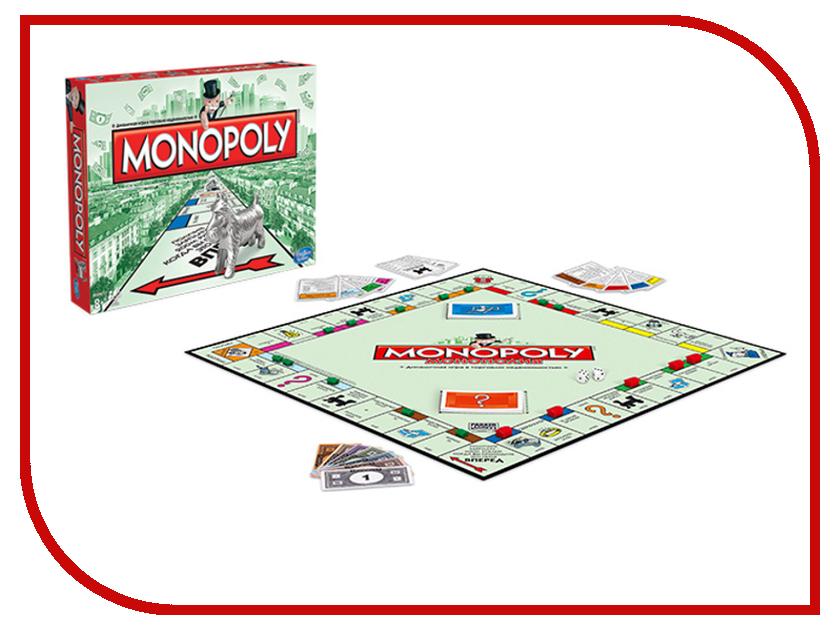 Игрушка Hasbro Monopoly 00009