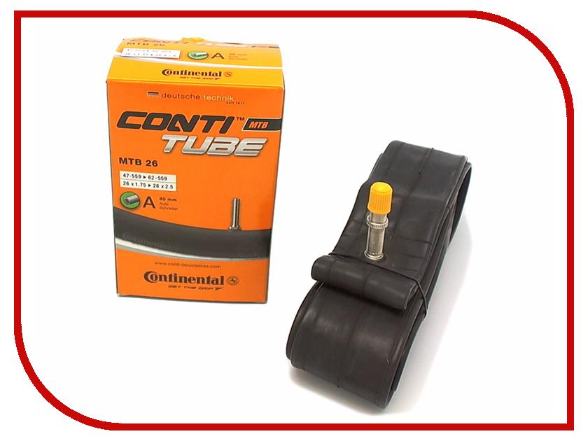 Велокамера Continental MTB 26 47-559 - 62-559 181611