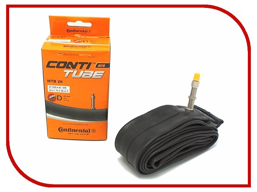 Велокамера Continental MTB 26 47-559 - 62-559 181621
