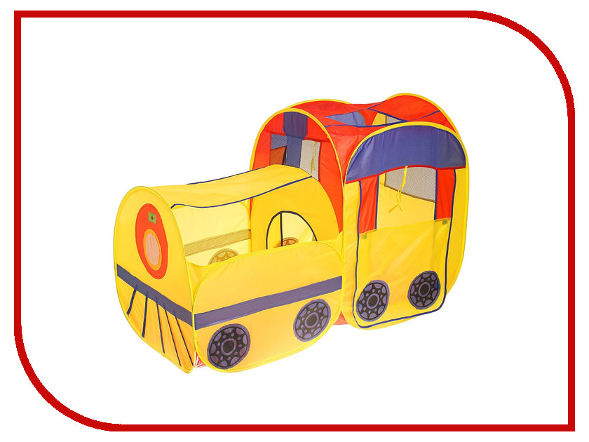 Игрушка для активного отдыха Палатка СИМА-ЛЕНД Поезд 678874<br>