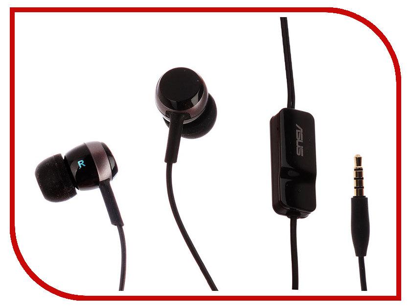 Гарнитура ASUS FoneMate  наушники с микрофоном asus fonemate вкладыши черный [90yh00n1 b1ua00]