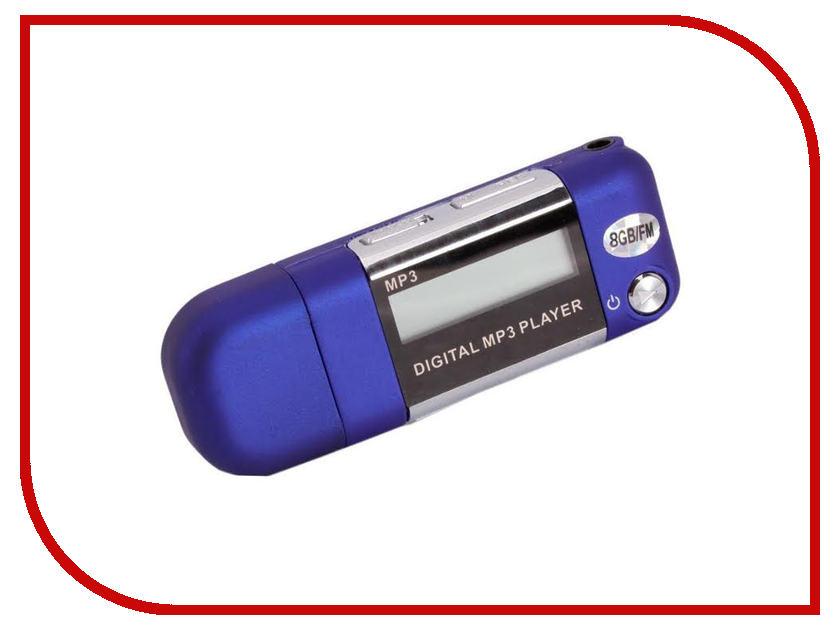 Плеер Perfeo Music Strong VI-M010-8GB Blue
