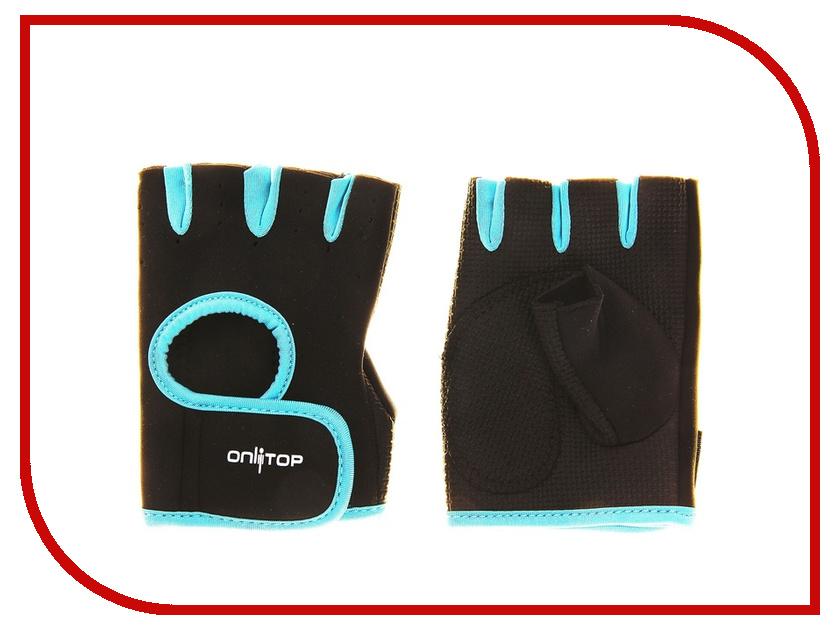 Перчатки для фитнеса Onlitop 765786 L коврик onlitop blue 134199