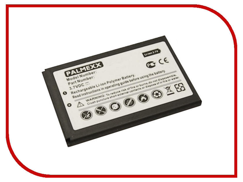 Аксессуар Аккумулятор Lenovo A369i Palmexx 1500 mAh PX/LENA369I<br>