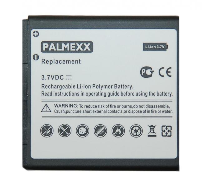 Аксессуар Аккумулятор Samsung Galaxy Note 4 Palmexx 3220 mAh PX/SAM Note 4 SM-N910C
