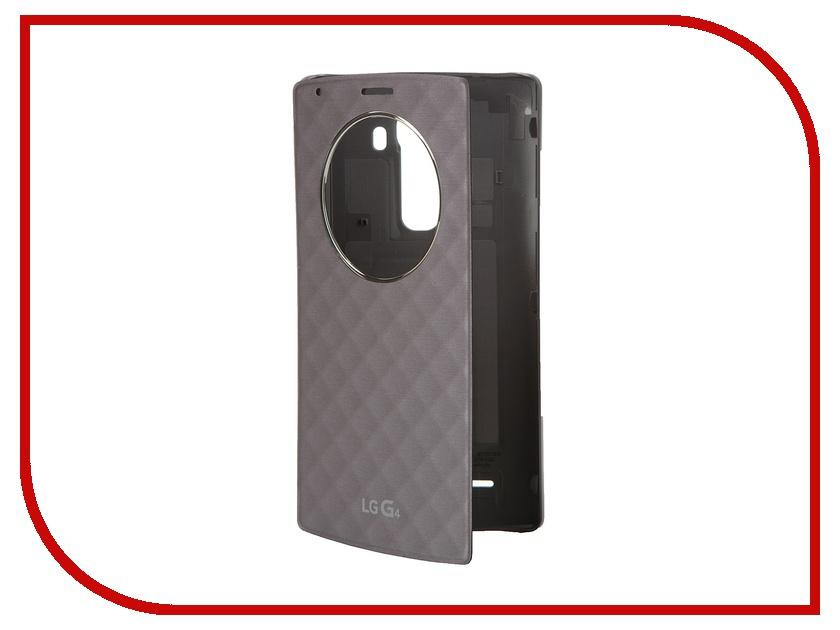 ��������� �����-������ LG G4 H818 Quick Window Silver CFR-100C.AGRASV