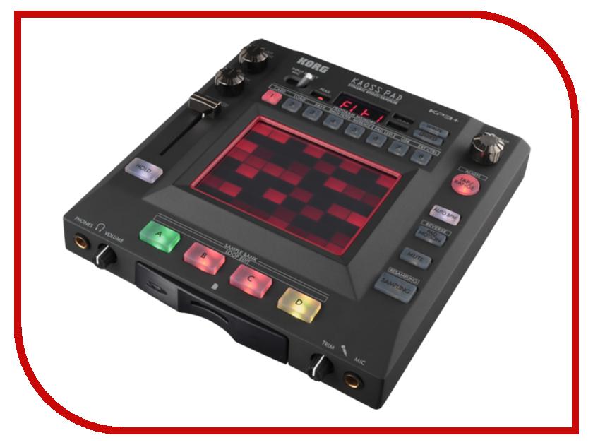 MIDI-контроллер KORG KAOSS PAD KP3+<br>