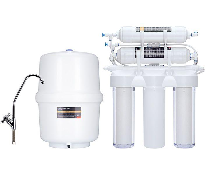 Фильтр для воды Prio Новая вода Praktic Osmos OU510 фильтр новая вода expert м 420 с краном