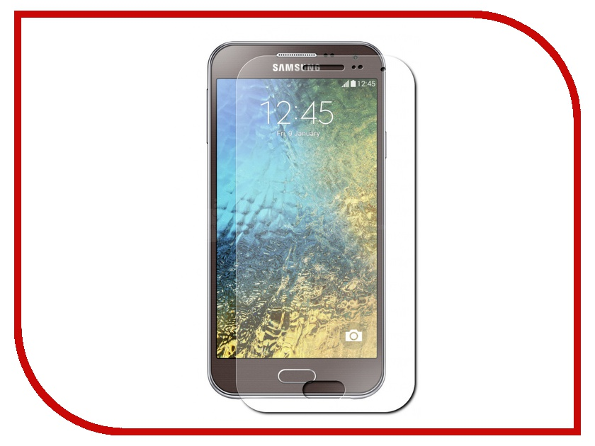 Аксессуар Защитное стекло Samsung Galaxy E5 Solomon<br>