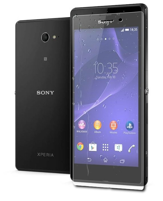 ��������� �������� ������ Sony Xperia M2 Aqua Solomon