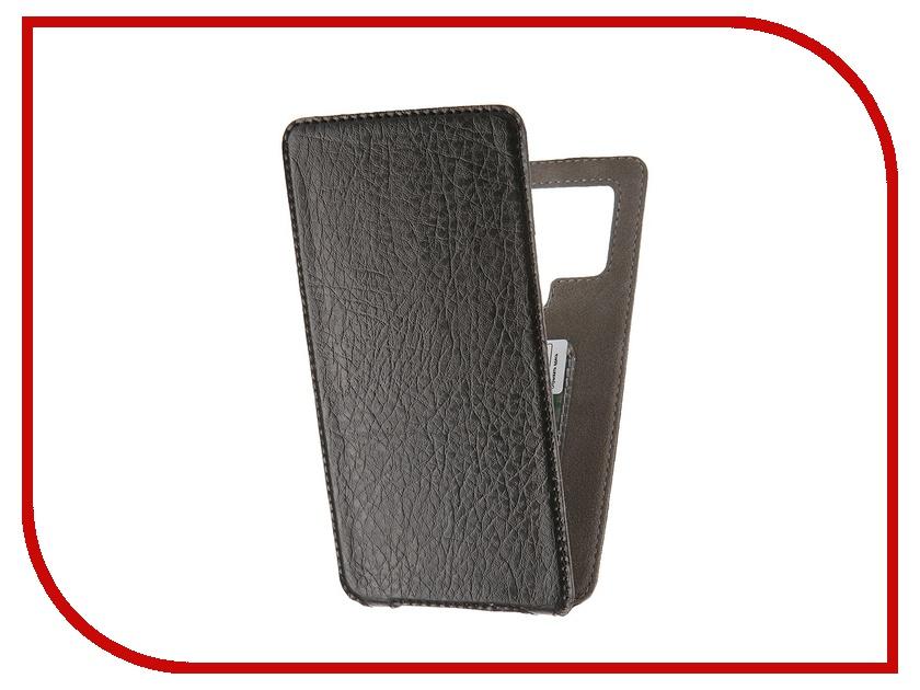 Аксессуар Чехол Norton Ultra Slim 4.3-4.7 144x72mm Black