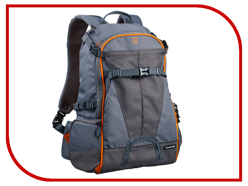 Cullmann Ultralight Sports DayPack 300 Grey C99441 action 300 cullmann
