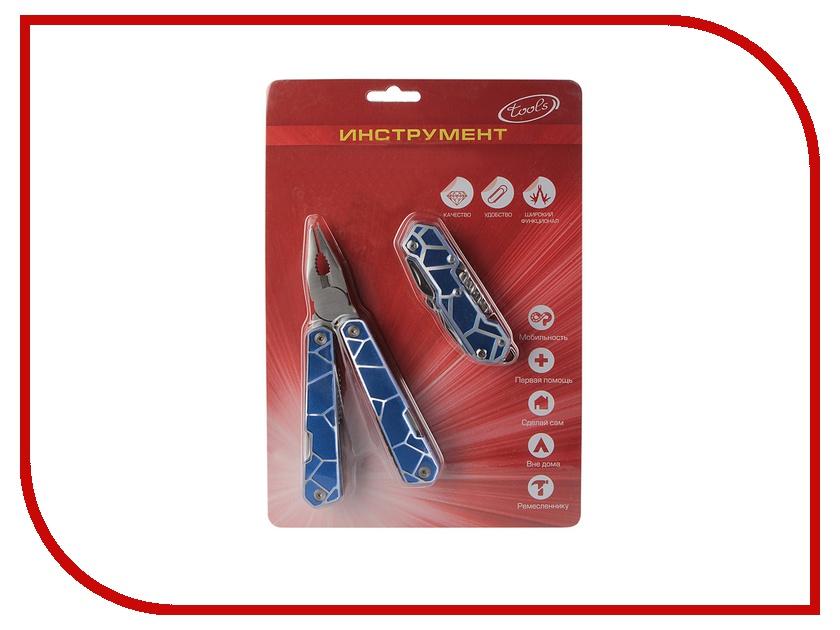 Мультитул Tools 80010 Blue