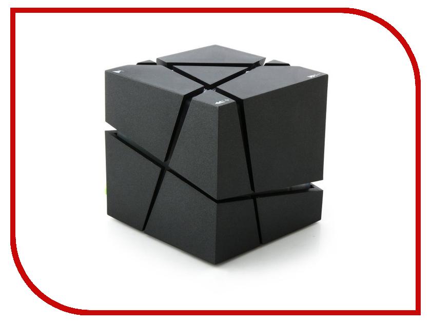 Колонка Q-one Куб Black 90001