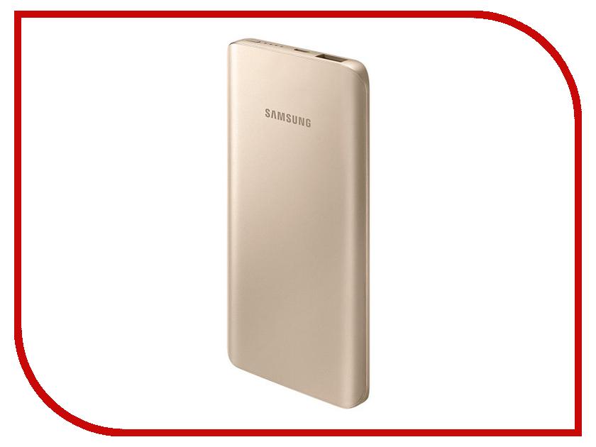 Аккумулятор Samsung 5200 mAh+microUSB Gold EB-PA500UFRGRU<br>