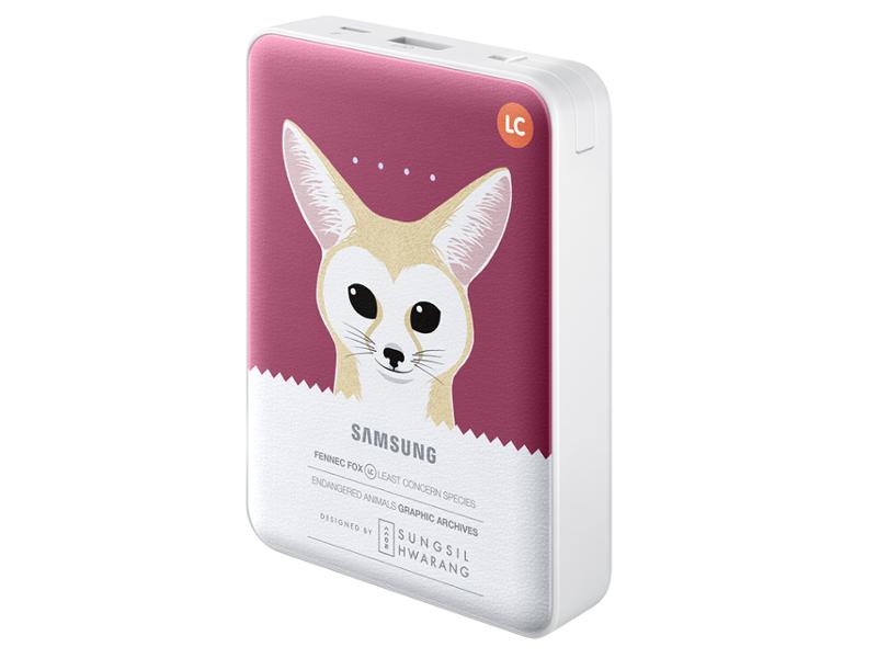 Аккумулятор Samsung 8400 mAh+microUSB EB-PG850BPRGRU