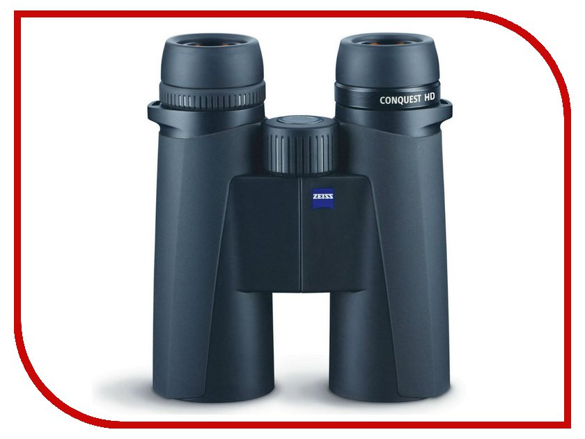 Бинокль Carl Zeiss 10x42 Conquest HD