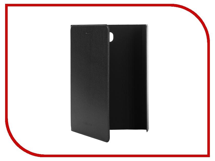 Аксессуар Чехол Samsung Galaxy Tab A 8 SM-T350 / SM-T355 BookCover Black EF-BT355PBEGRU<br>