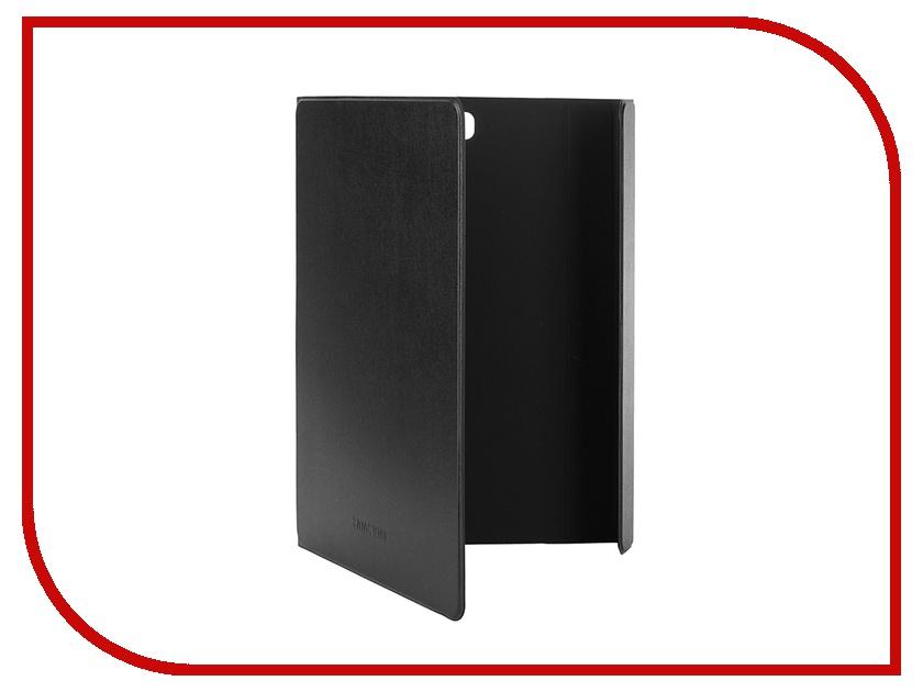 Аксессуар Чехол Samsung Galaxy Tab A 9.7 SM-T550 / SM-T555 BookCover Black EF-BT550PBEGRU