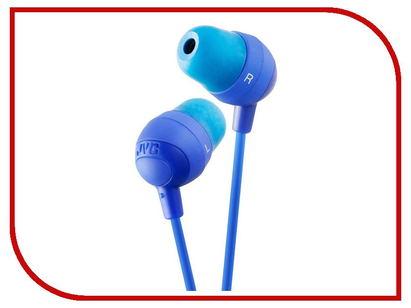 Наушники JVC HA-FX32A Blue<br>