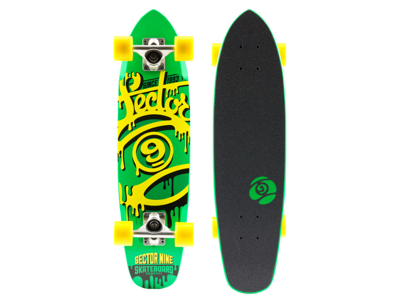 Лонгборд Sector9 The 95 Complete SS15<br>