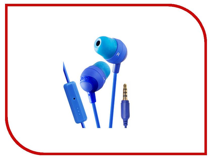 Гарнитура JVC HA-FR37-A Blue<br>