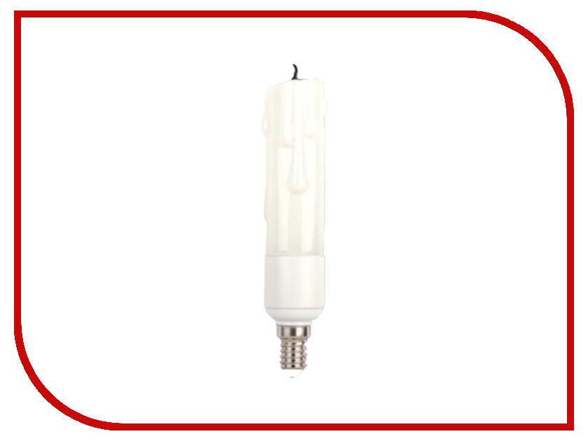 Лампочка Ecola Candle LED E14 6.4W 220V 2700K C4ZW64ELC лампочка ecola globe led e14 7w g45 220v 4000k k4lv70elc