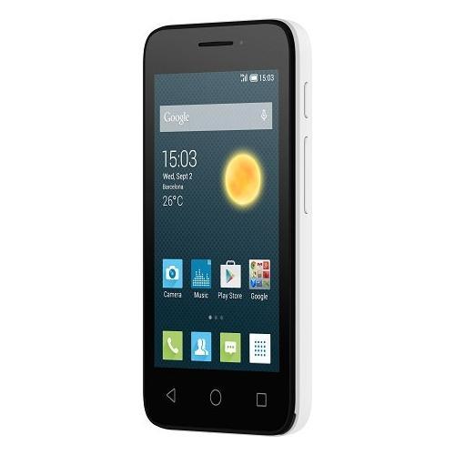 Сотовый телефон Alcatel OneTouch 4013D PIXI 3 (4) Metallic Silver<br>
