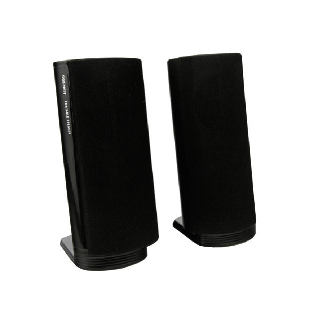 Колонки SONNEN SP-C1 Black 511328