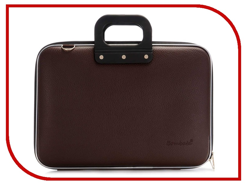 Аксессуар Сумка 15.6 Bombata Classic Laptop Briefcase Brown<br>