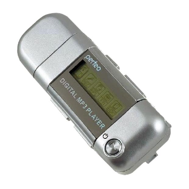 цена на Плеер Perfeo Music Strong VI-M010-8GB Silver