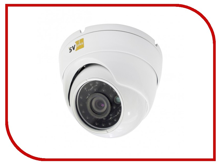 AHD камера SVplus VHD612W<br>