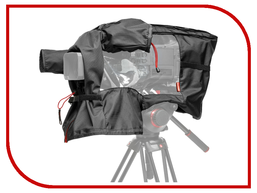 Всепогодный чехол Manfrotto Pro Light Video Camera Raincover RC-10<br>