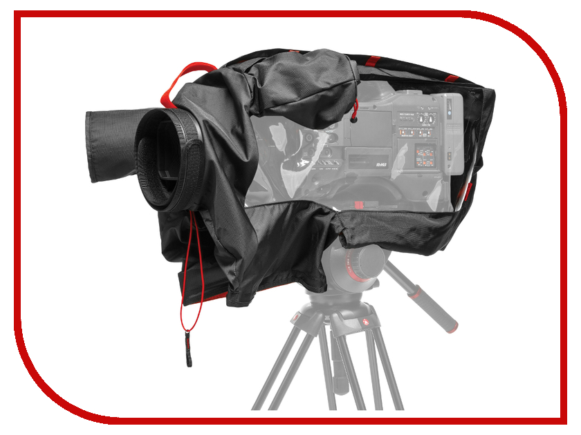 Manfrotto Pro Light Video Camera Raincover RC-1 with 577 mvmxproa4577 manfrotto