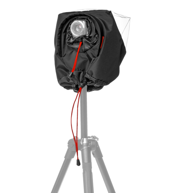 Всепогодный Manfrotto Pro Light Video Camera Raincover CRC-17