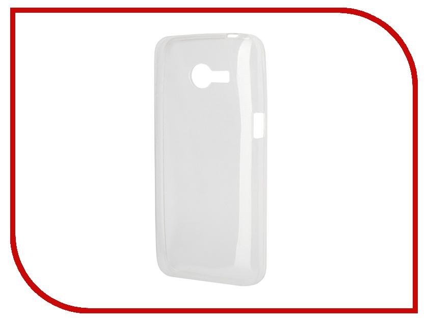 Аксессуар Чехол-накладка ASUS ZenFone 4 A400CG Gecko силиконовый Transparent<br>