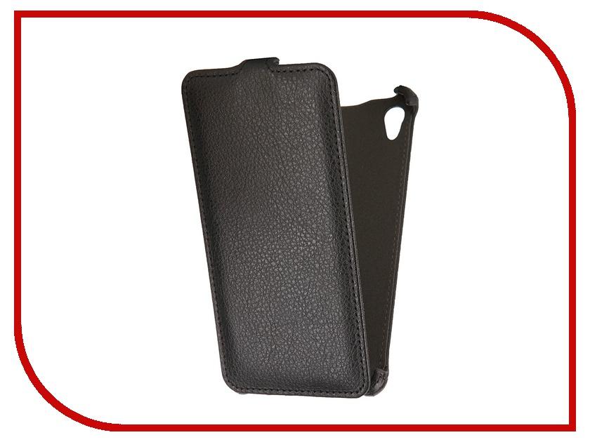 Аксессуар Чехол Sony Xperia Z3+ Gecko Black GG-F-SONZ3+-BL<br>