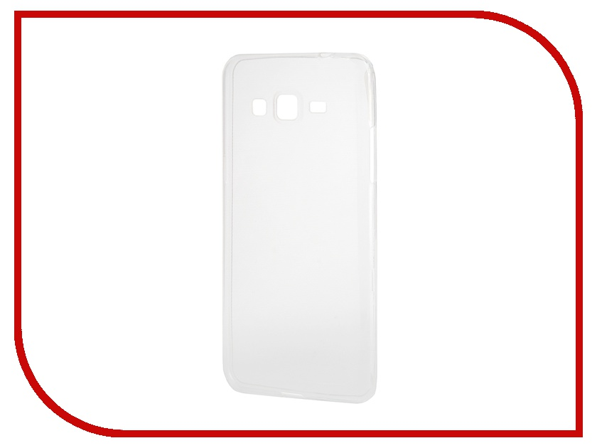 ��������� �����-�������� Samsung Galaxy Grand Prime G530H Gecko ����������� Transparent S-G-SGGPRI-WH