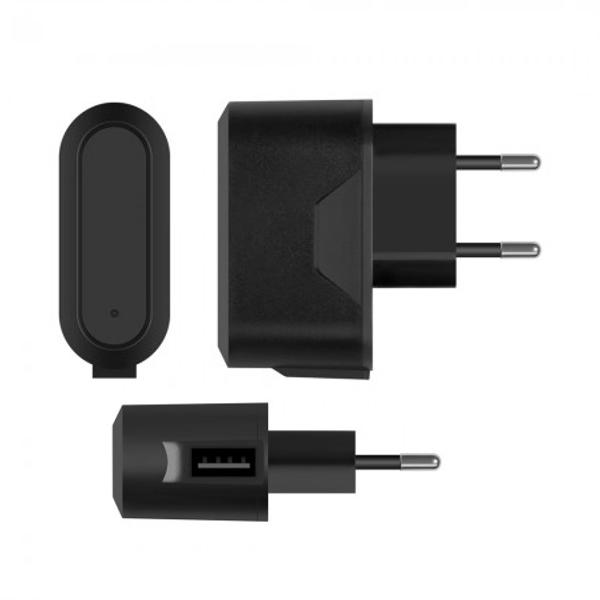 Зарядное устройство Deppa Prime Line USB 2100 mA Black 2310
