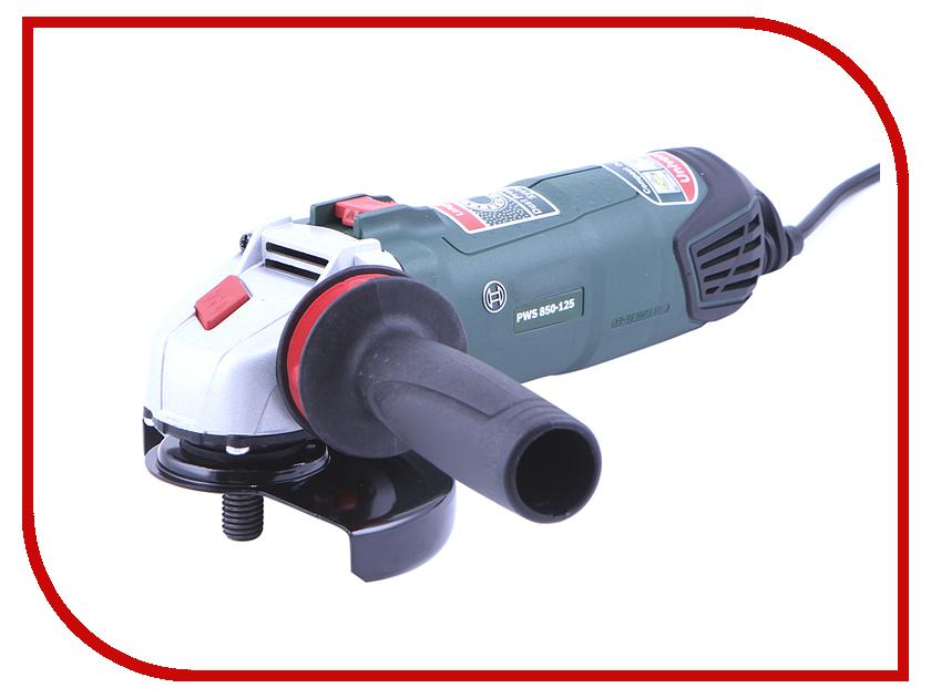 Шлифовальная машина Bosch PWS 850-125 06033A2720 болгарка bosch pws 850 125