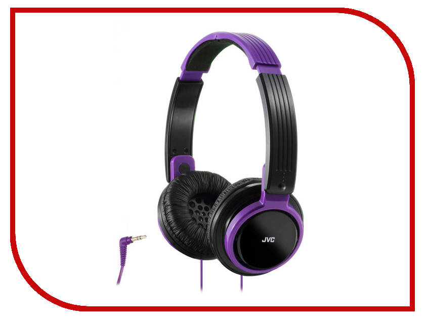 Наушники JVC HA-S200V Violet<br>