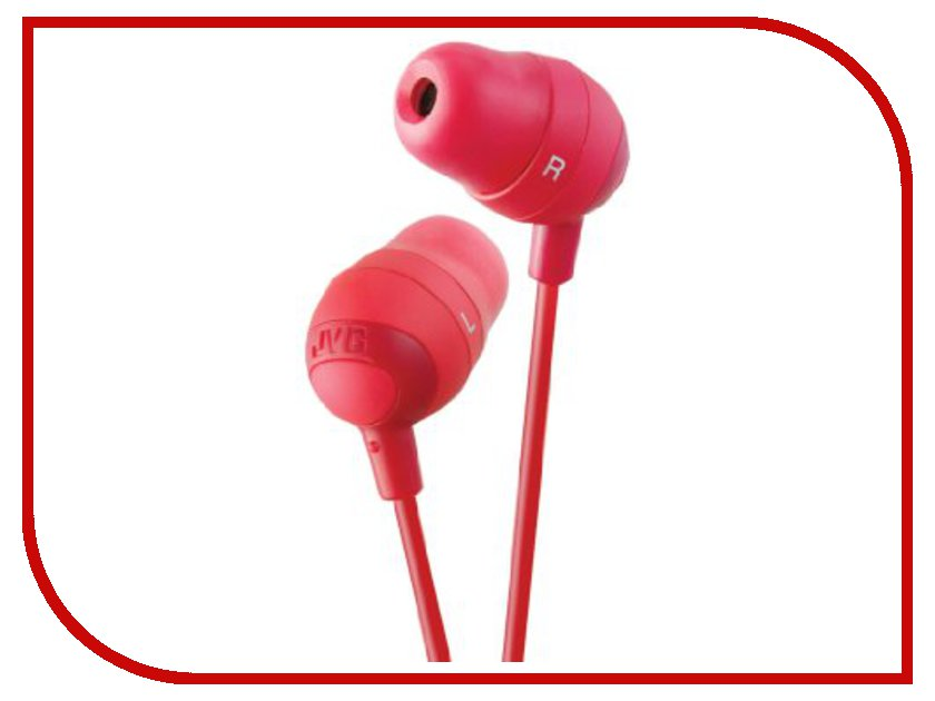 JVC HA-FX32R Red jvc ha sr500 w