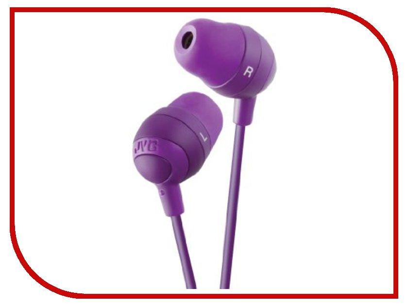 Наушники JVC HA-FX32V Violet<br>