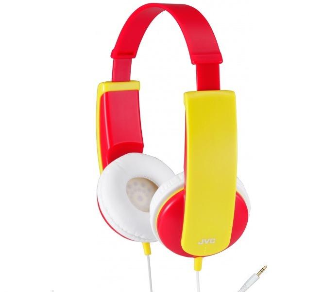 JVC HA-KD5-R Red цена