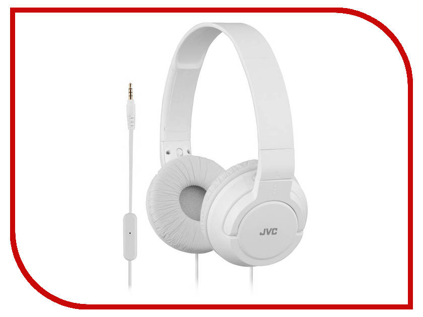 Гарнитура JVC HA-SR185-W White<br>