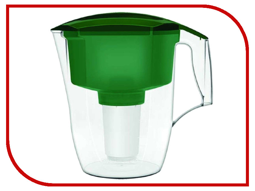 Фильтр для воды Аквафор Кантри P42B05N Green