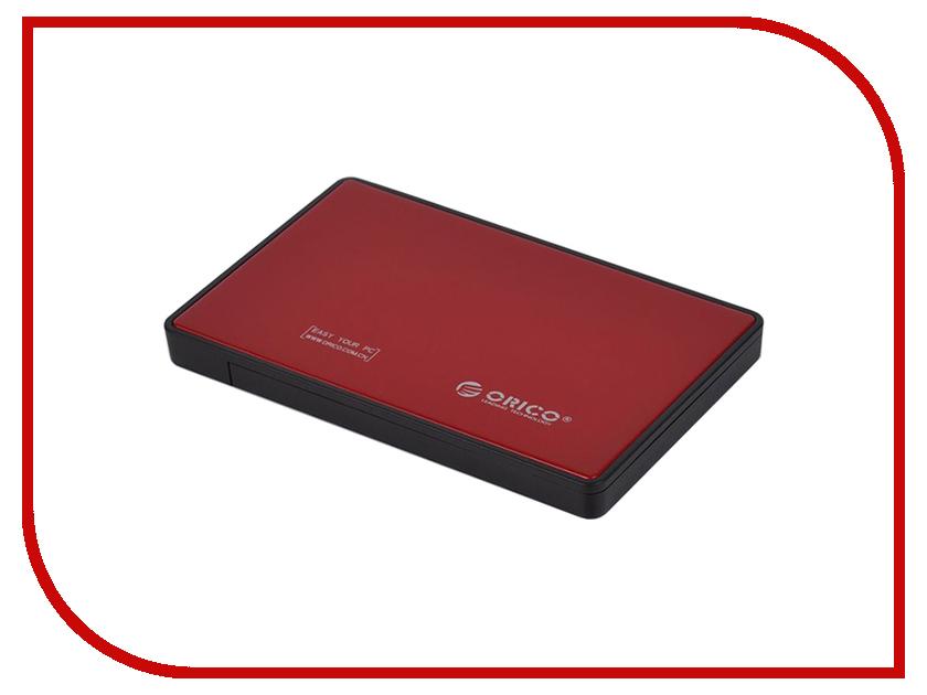 Аксессуар Orico 2588US3-RD Red<br>