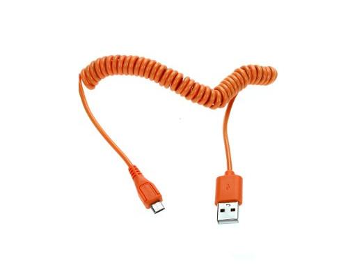 Аксессуар OltraMax USB 2.0 to Micro USB 1.5m Orange OM-K-00037