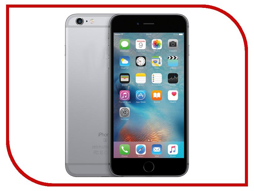 Сотовый телефон APPLE iPhone 6S - 16Gb Space Gray MKQJ2RU/A стоимость