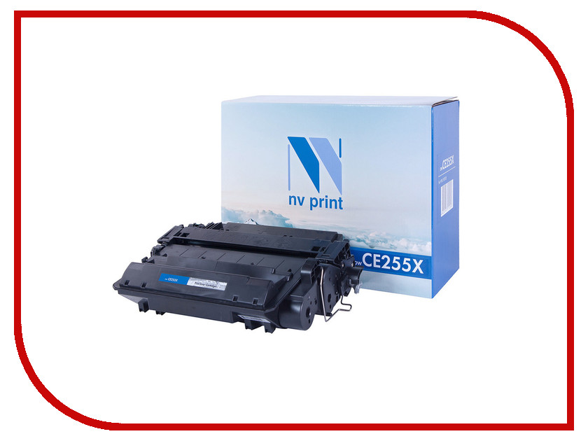 Картридж NV Print CE255X для HP LJ P3015/3015D/3015DN/3015X gzlspart for hp 3015dn p3015dn p hp3015 original used formatter board ce475 60001 printer parts on sale